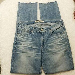"Big Star ""Maddie"" Straight Jeans"